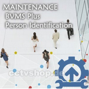 MAINTENANCE | Person Identification | BVMS Plus | MBV-MPIPLU | F.01U.362.210