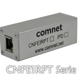 Repeater | CNFE1RPT | mit 60W Pass-Through PoE+