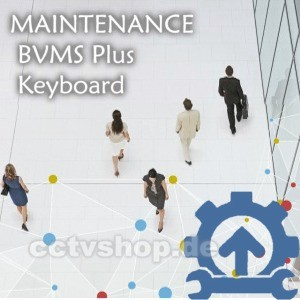 MAINTENANCE | CCTV Keyboard | BVMS Plus | MBV-MKBDPLU | F.01U.330.518