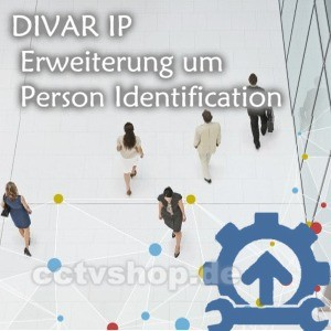 DIVAR IP | Erweiterung Person Identification | MBV-XPI-DIP | F.01U.362.207